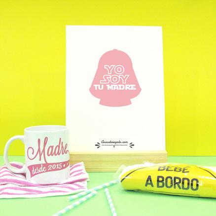 Pack de regalos para tu amiga embarazada