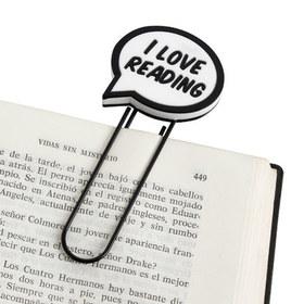 Marcapáginas Bubble I love Reading