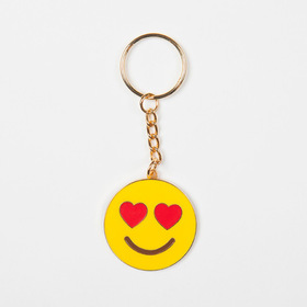 Llavero emoticono In love