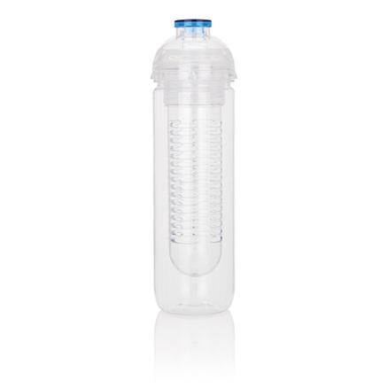 Botella de agua con infusor