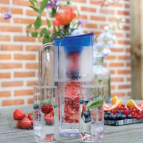 Jarra para infusionar fruta
