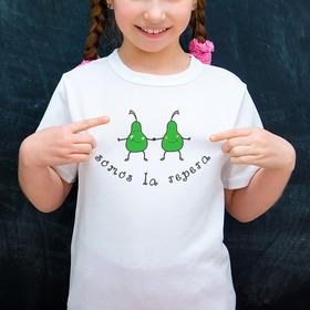 Camiseta para niños Somos La repera