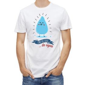 Camiseta original Como dos gotas de agua padre