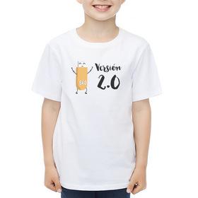 Camiseta original para el niño V2.0