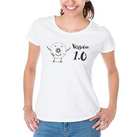Camiseta original para la madre V1.0