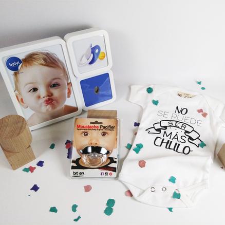 Pack para bebé Bienvenido al mundo