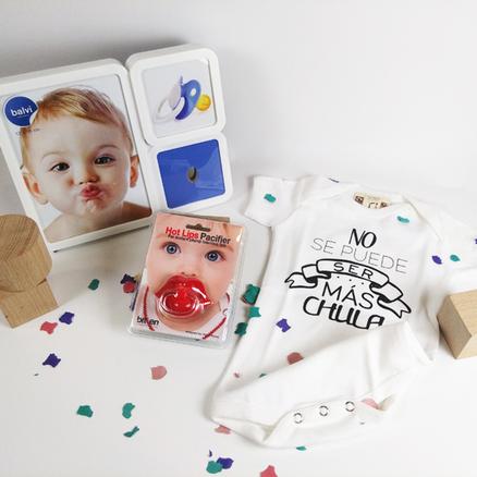 Pack para bebé Bienvenida al mundo