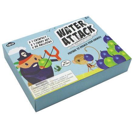 Set para guerra de agua Water attack