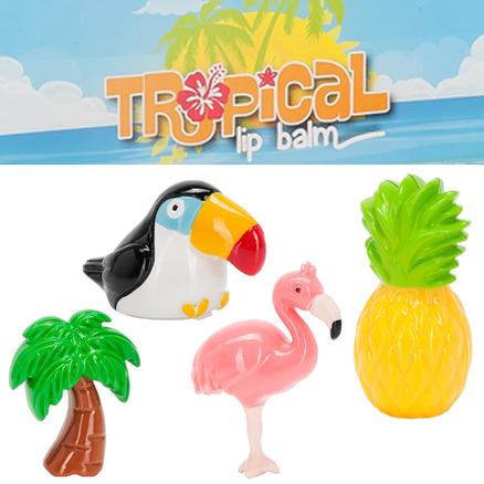 Brillo de labios Tropical