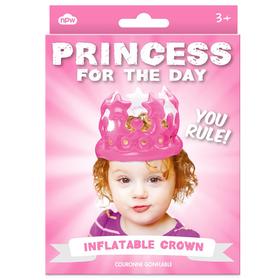 Sombrero inflable princesa por un día