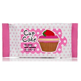 Toallitas humedas Cupcake