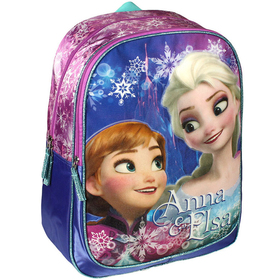 Mochila Frozen Disney Magic Snow adaptable 42cm