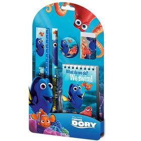 Set papeleria Buscando a Dory Disney 5pz