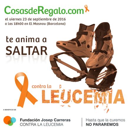 Participación evento benéfico Kangoo para la Fundación Josep Carreras