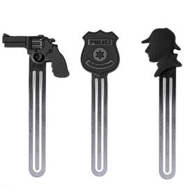 Marcapáginas Thriller (3 unidades) PVC