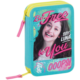 Plumier Soy Luna Disney Be Free doble