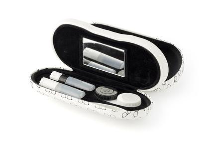 Estuche para gafas y lentillas twin estampado - Estuche para lentillas ...