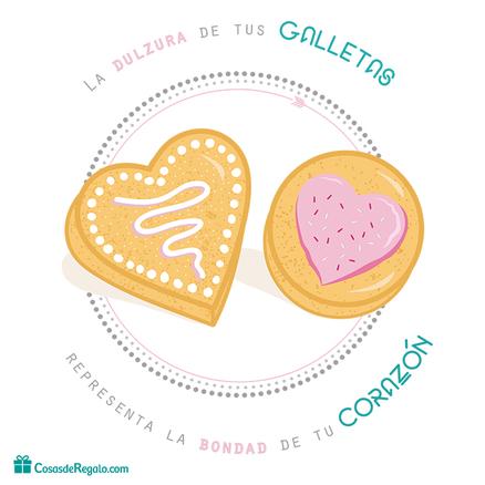 Libreta A6 La dulzura de tus galletas