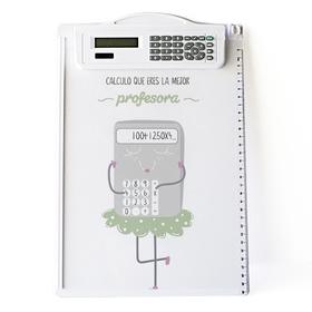 Clipboard calculadora original Calculo que eres la mejor profesora