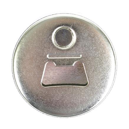 Abrebotellas magnético original de 5.8cm Truco o trato
