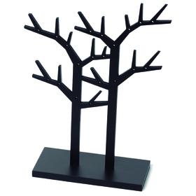 Soporte joyas Forêt doble negro