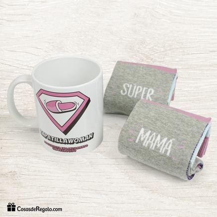 Pack de regalos para madre Zapatilla Woman