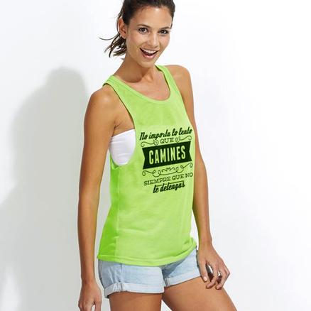 Camiseta original Unisex para running