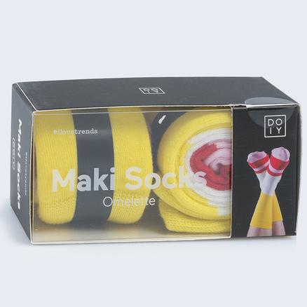 Calcetines Macki Socks Omelette