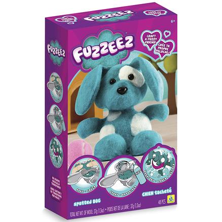 Peluche DIY Fuzzeez™ Perro