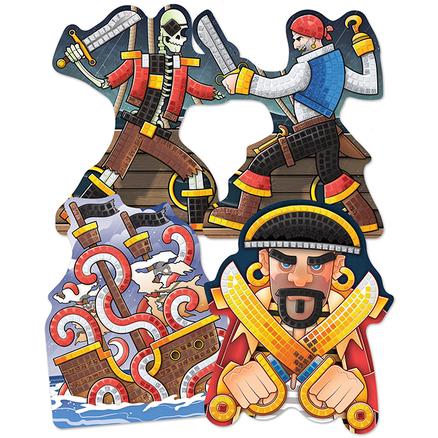 Sticky Mosaics® Piratas