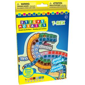 Sticky Mosaics® Peq. T-Rex