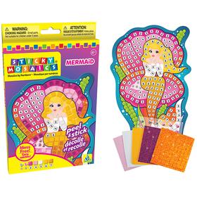 Sticky Mosaics® Peq. Sirena