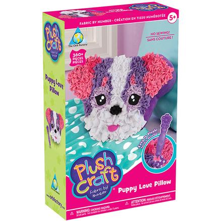 Crea tu Cojín Perrito PlushCraft™