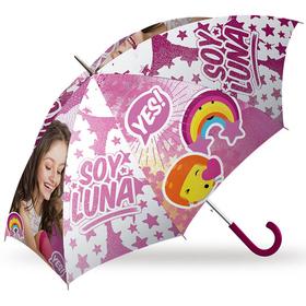 Paraguas automatico Soy Luna Disney 45cm