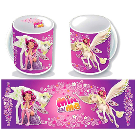Taza Mia and Me Dreams ceramica