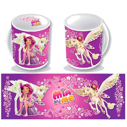 Taza Mia and Me Dreams ceramica