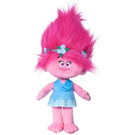 Peluche Trolls Poppy soft 38cm