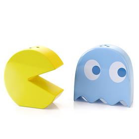 Set sal & pimienta Pac-Man cerámica
