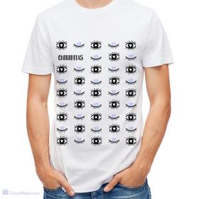 Camiseta original Chiribitas para hombre