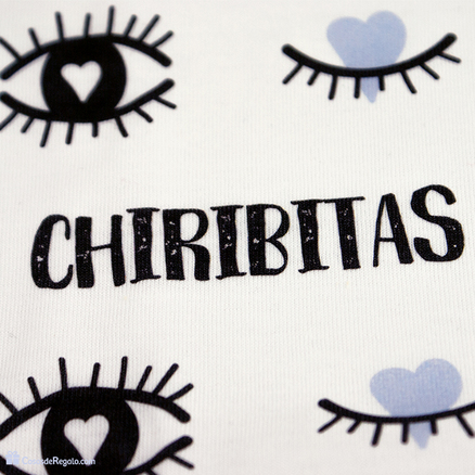 Pack camiseta doble Chiribitas