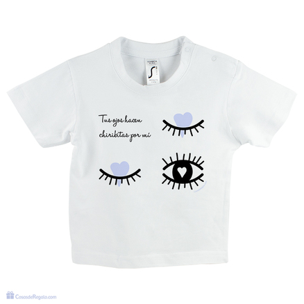 Camiseta original Chiribitas infantil