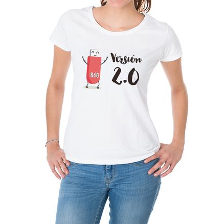 Camiseta original para la hija V2.0