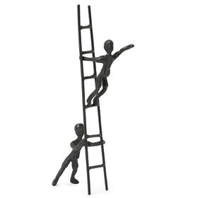 Soporte joyas Ladder negro