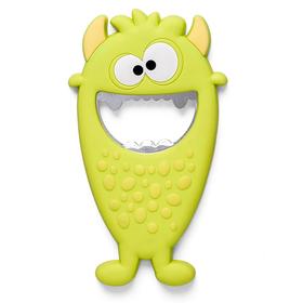 Abrebotellas Monster lima PVC