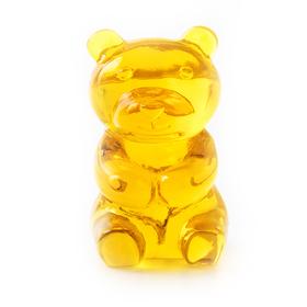 Soporte gafas Yummy Bea transparente amarillo