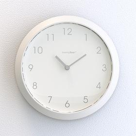 Reloj magnético Tic Tac magnético blanco