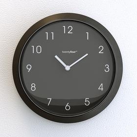 Reloj magnético Tic Tac magnético negro