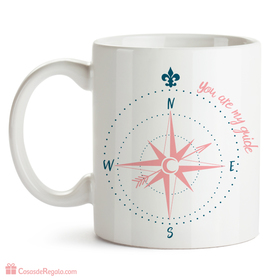 Taza original You are my guide