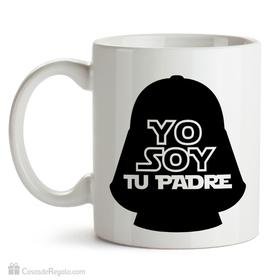 Taza original Yo soy tu padre