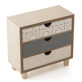 Caja joyero Aliisa madera